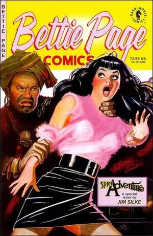 Bettie Page Comics Spicy Adventure Vol 1 1