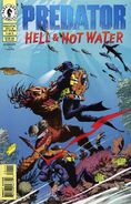 Predator Hell and Hot Water Vol 1 1