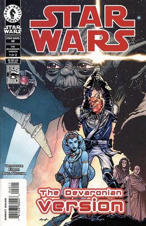Star Wars Republic Vol 1 40