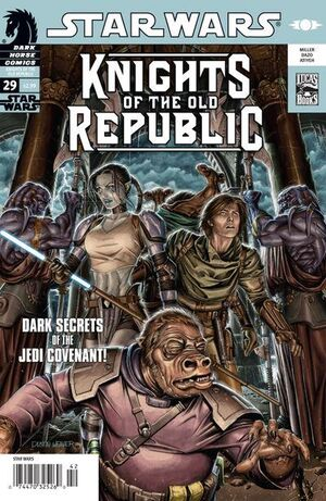 Star Wars Knights of the Old Republic Vol 1 29
