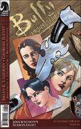 Buffy the Vampire Slayer Season Eight Vol 1 8-B