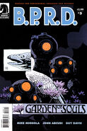 BPRD Garden of Souls Vol 1 3