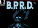 B.P.R.D.: King of Fear Vol 1 4