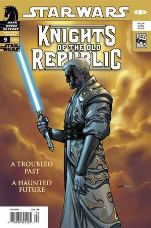 Star Wars Knights of the Old Republic Vol 1 9