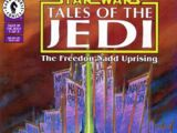 Star Wars: Tales of the Jedi - The Freedon Nadd Uprising Vol 1 1