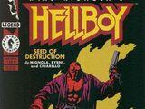 Hellboy: Seed of Destruction Vol 1 1