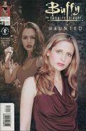 Buffy the Vampire Slayer Haunted Vol 1 2-B