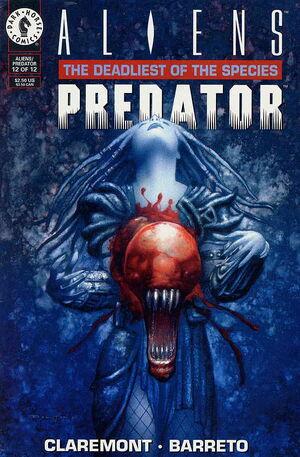 Aliens-Predator The Deadliest of the Species Vol 1 12