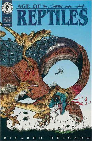 Age of Reptiles Vol 1 1