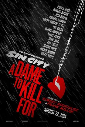 A Dame to Kill For poster