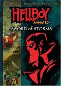 Hellboy Sword of Storms