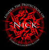 Nick's emblem