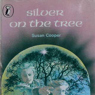 Silver on the Tree UK 2nd cover Paperback