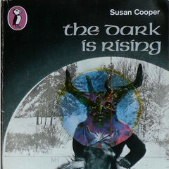 The Dark is Rising UK 2nd cover Paperback