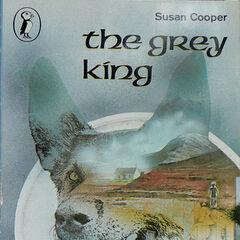 The Grey King UK 2nd cover Paperback