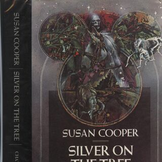 Silver on the Tree UK 1st ed. Hardcover