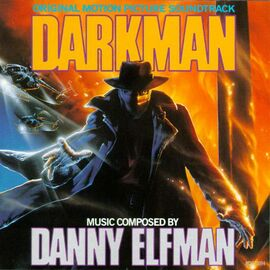 Darkman soundtrack