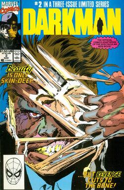 Darkman 1990 comic -2