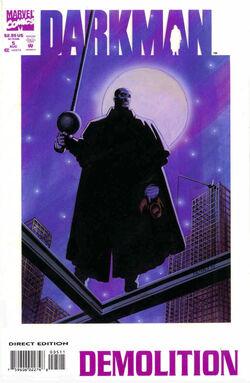 Darkman 1993 comic -5
