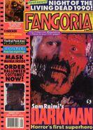 Fangoria 96 cover