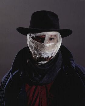 Darkman masked