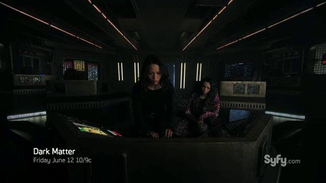 Dark Matter 101 Pilot Sneak Peek