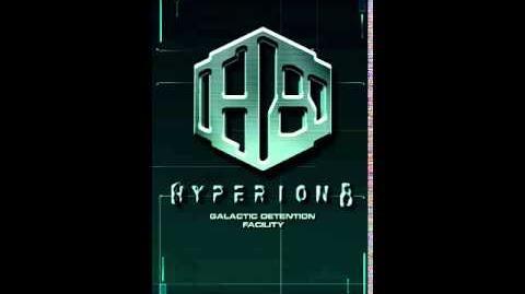 Season 2 - Hyperion 8 Logo