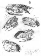 IshidaShuttle1 concept art2