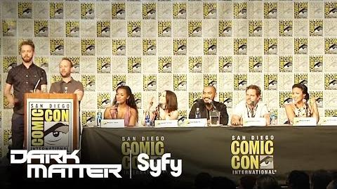 DARK MATTER SDCC 2016 Full Panel Syfy