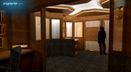 Commander Nieman's Quarters concept2