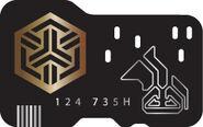 Ishida keycard