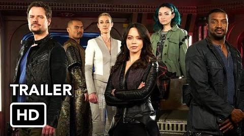 Dark Matter - Season 3 - Trailer
