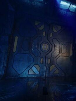 The Big Metal Door Featured