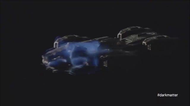 Dark Matter - Season One - The Raza