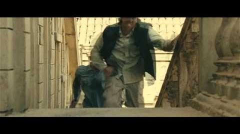 Resident Evil Extinction Fight Scene