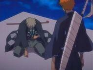 Urahara apologizes to Ichigo