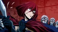 Erza Knightwalker short hair