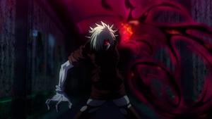 True Vampire Seras