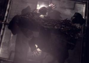 RAAM's corpse