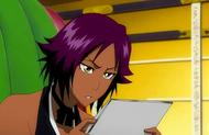 Yoruichi reads