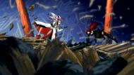 Erza vs Ikaruga