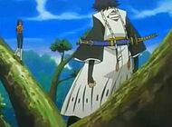 Soifon vs Yoruichi
