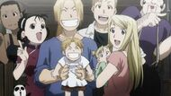 New elric family