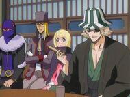 Urahara introduces his Mod Souls