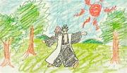 Yachiru drawing