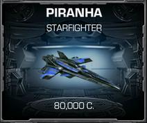 Ship Piranha