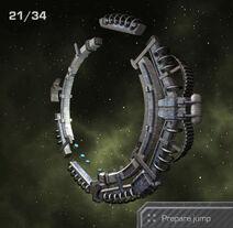 Galaxy-gate-construction