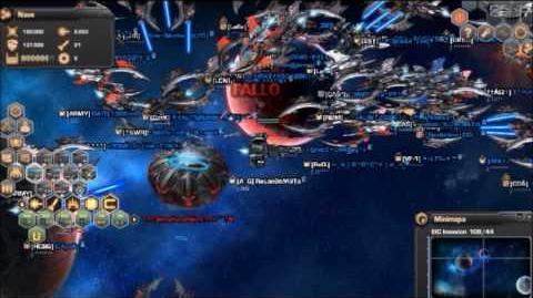 Dark orbit portal invasion