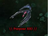 Purpose XXI
