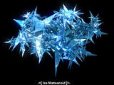 Ice Meteoroid